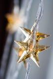christmas lights Στοκ Φωτογραφία