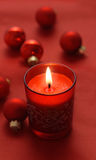 christmas lights Στοκ εικόνες με δικαίωμα ελεύθερης χρήσης