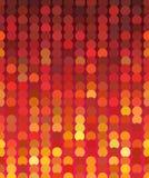 christmas lights απεικόνιση αποθεμάτων