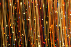 Christmas Lights Abstract Backgrounds Stock Photos
