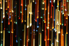 Christmas Lights Abstract Backgrounds Royalty Free Stock Images
