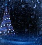 Christmas lights Stock Images