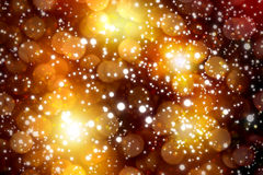 Christmas lights background Royalty Free Stock Image