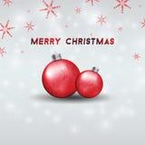 Christmas Lights Background. Christmas bright background  illustration Stock Photo