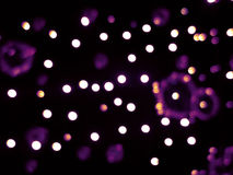 Christmas lights background. Stock Images