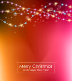 Christmas Lights Background for your seasonal wallpapers, Stock Photos