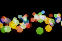 Christmas Lights. Christmas Backgrounds Electric Royalty Free Stock Photo