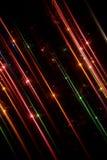 Christmas lights, beautiful Stock Images