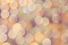 Christmas lights bokeh background Royalty Free Stock Image