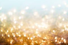 Christmas lights bokeh. Abstract bokeh lights Royalty Free Stock Photo