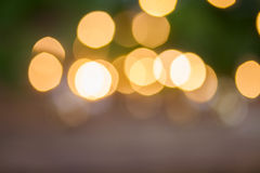 Christmas  lights defocused background Royalty Free Stock Photography