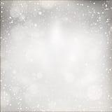 Christmas Lights. EPS 10. Christmas Lights on grey background. EPS 10 vector file included Stock Photos