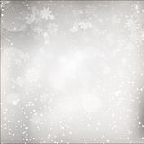 Christmas Lights. EPS 10. Christmas Lights on grey background. EPS 10 vector file included Royalty Free Stock Photography