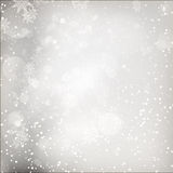 Christmas Lights. EPS 10. Christmas Lights on grey background. EPS 10 vector file included Stock Photography