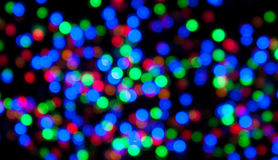 Christmas Lights. Image of  Christmas Lights as a background image Stock Images