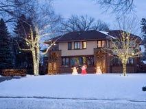 christmas lights in minneapolis stock photography - Christmas Lights Minneapolis