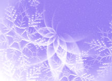 Christmas lilac background fo design Stock Photo