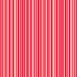 Christmas Lines background, red pink orange and white stripes vector seamless pattern Royalty Free Stock Images