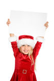 Christmas list of wishes Stock Photography