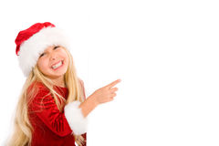 Christmas list of wishes Royalty Free Stock Images