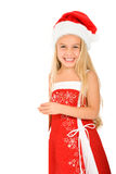 Christmas list of wishes Royalty Free Stock Photography