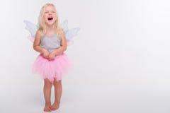 Christmas- little angel Stock Image