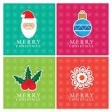 Christmas logo/icon,banner Royalty Free Stock Image