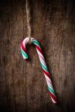 Christmas lolipop Royalty Free Stock Image