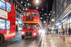 Christmas in London Royalty Free Stock Images