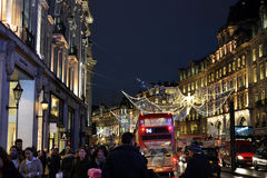 Christmas in London Royalty Free Stock Photography