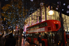 Christmas in London Royalty Free Stock Photos