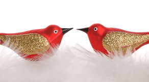 Christmas love Stock Photography