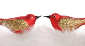 Christmas Love Stock Photography