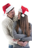 Christmas Love Royalty Free Stock Photography