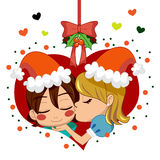 Christmas Love Royalty Free Stock Images