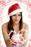 Christmas with love Stock Images