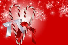 Christmas Love Stock Images