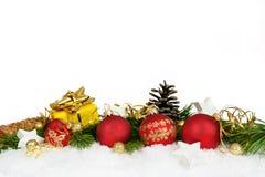 Christmas lower decoration royalty free stock photos
