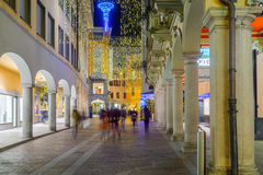 Christmas in Lugano Royalty Free Stock Photo