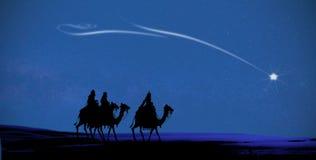 Christmas, Magi, Christmas Card Royalty Free Stock Images