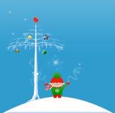 Christmas Magic Royalty Free Stock Photography
