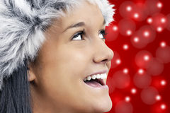 Christmas magic Royalty Free Stock Image