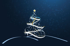 Christmas magic Stock Images
