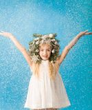 Christmas magic stock photography