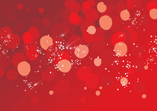 Christmas Magic Background Royalty Free Stock Image