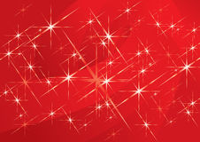Christmas Magic Background Royalty Free Stock Photography
