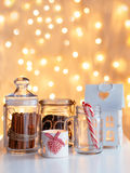 Christmas magic decoration Stock Images