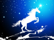 Christmas Magic Horse Stock Photos