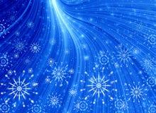 Christmas magic light Royalty Free Stock Image