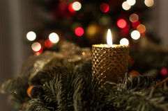 Christmas magic night Royalty Free Stock Photography